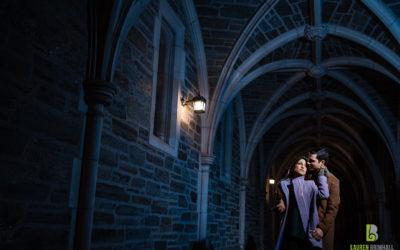 Princeton Engagement Session – Vanessa & Alex