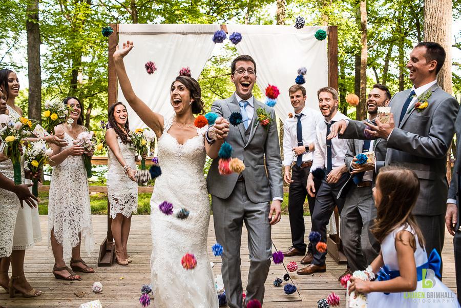 Camp Winnebago Wedding – Leah & Joel
