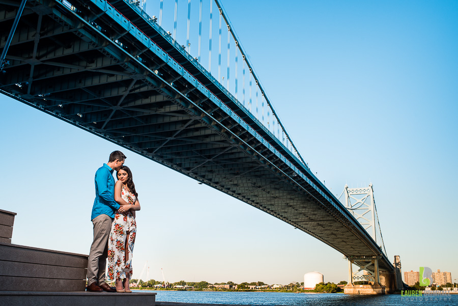 Philadelphia Engagement Session – Jen & Dana