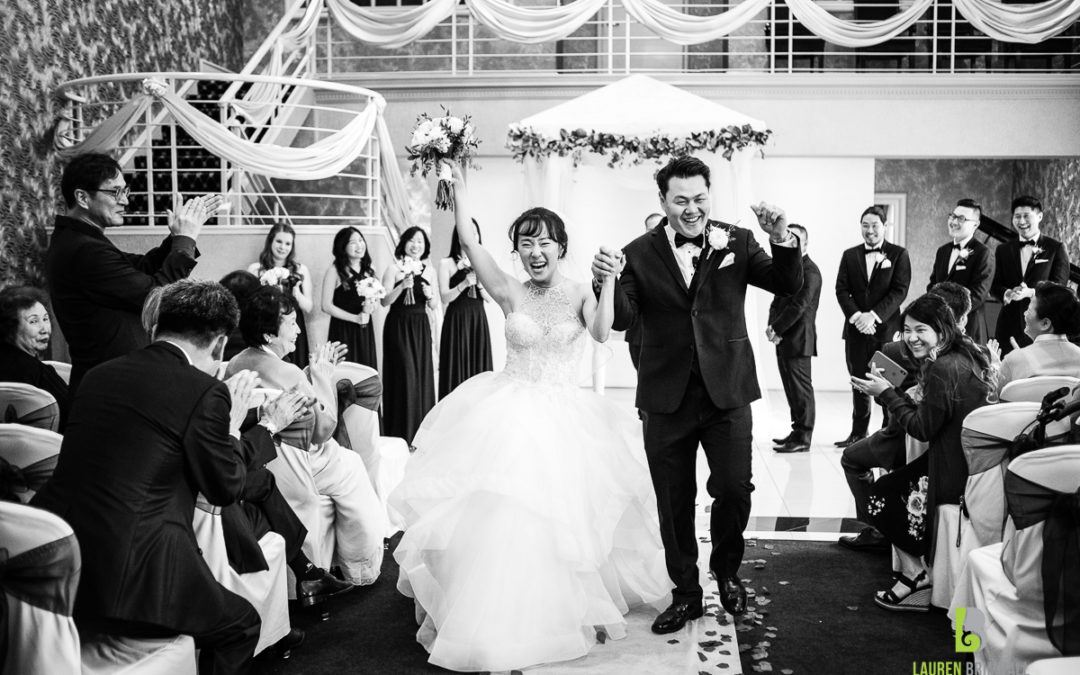 Celebrations NJ Wedding – Arang & James