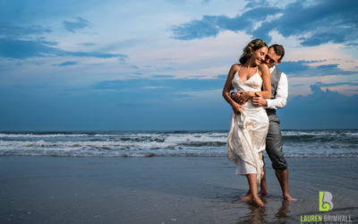 Stone Harbor Beach Wedding – Alex & Travis
