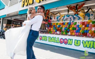 Lindsay & Joe – Jersey Shore Micro Wedding